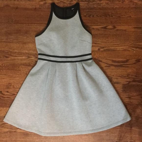 Massimo Dresses & Skirts - Massimo Spring gray dress, worn once!